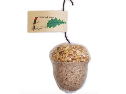 Mill Creek -Peanut & Suet - Acorn Ball