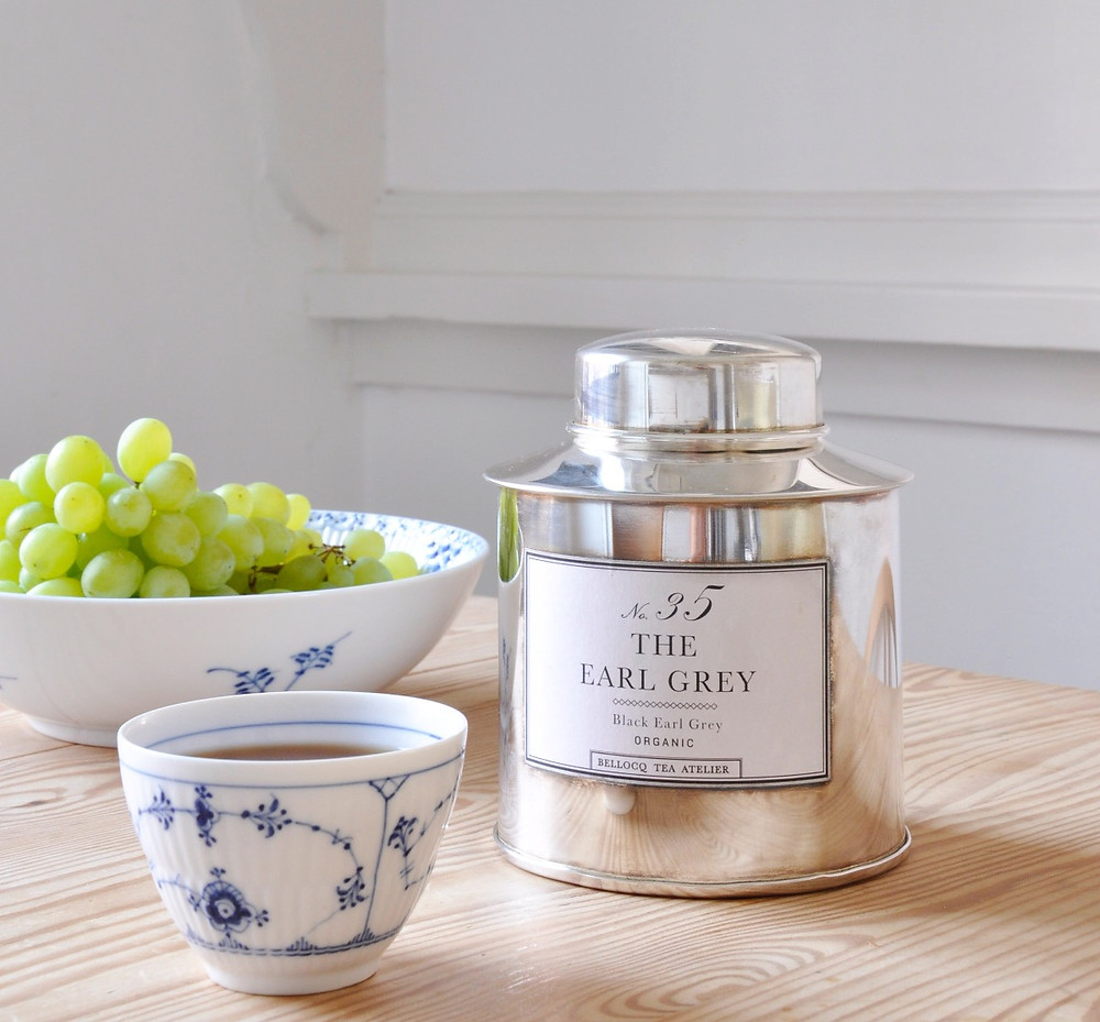 Review of No. 35 The Earl Grey from Bellocq tea atelier