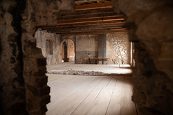 Frankopan Castle - Second floor // © 2020 / ENO DE WIT