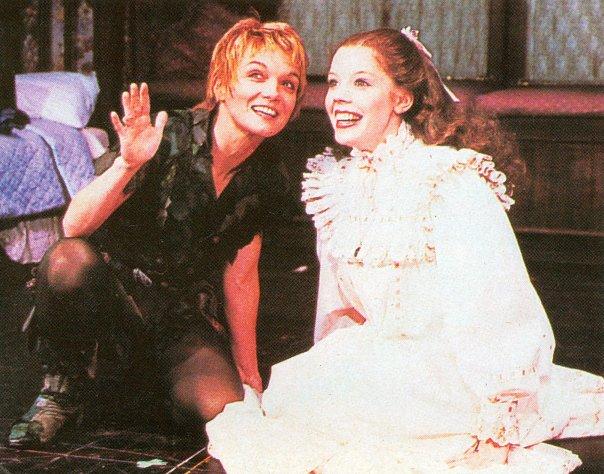 Peter Pan Nat'l Tour/Broadway 1989 — wit
