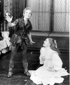 Peter Pan, Nat'l Tour/B'way 1990 — with