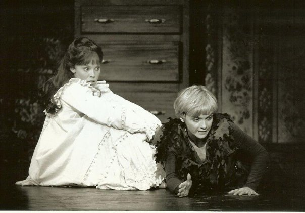 Peter Pan, TUTS — with Cathy Rigby Mccoy