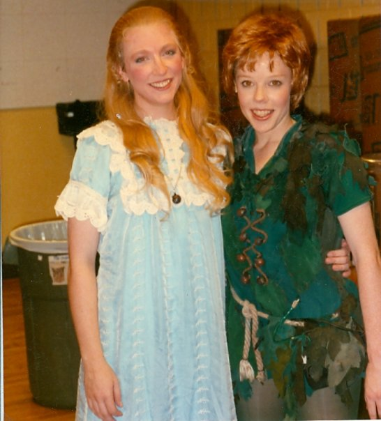 Peter Pan Nat'l Tour — with Courtney Wyn