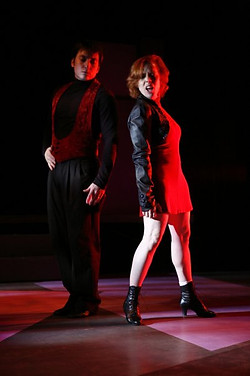 Song and Dance, Deaf West Theatre, 2007