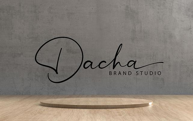 Dacha Studio Logo