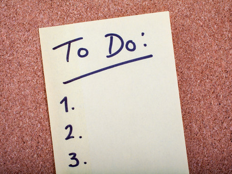 To-Done! Managing Tasks and Getting Them Done