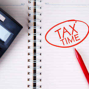 Keep Good Records to Reduce Tax Time Stress