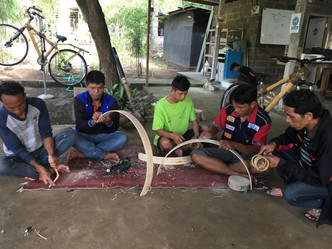EBBB SOCIAL ENTERPRISE BUILDING BIKES IN TIANYAR