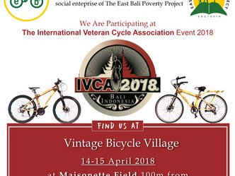 Participating at The International Veteran Cycle Association (IVCA) 2018