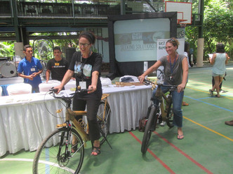 BAMBOO BIKE: CYCLING WITH A PURPOSE