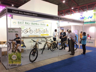 EAST BALI BAMBOO BIKES @INABIKE 2018, AS IT HAPPENED