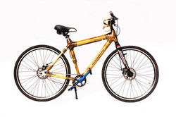 Men's City Bike+label