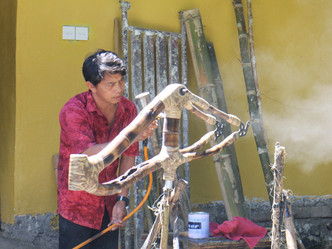 Bamboo Bikes: Helping to Reduce Poverty in East Bali