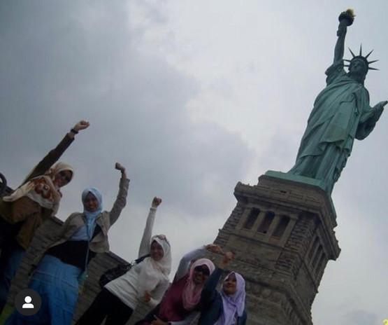 Visited New York City