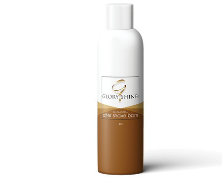 GloryShine Natural Men's Aftershave Balm