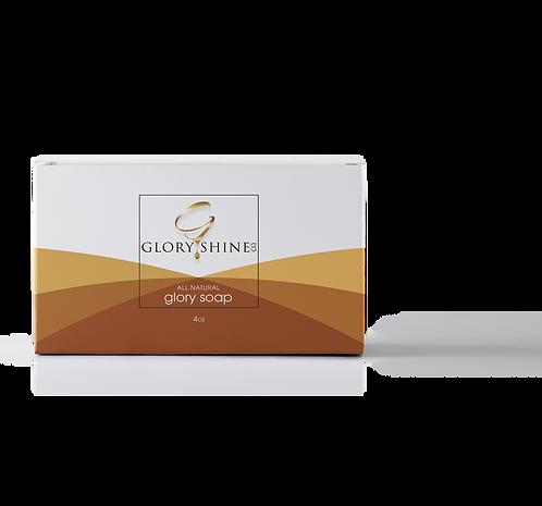 GloryShine All Natural Soap