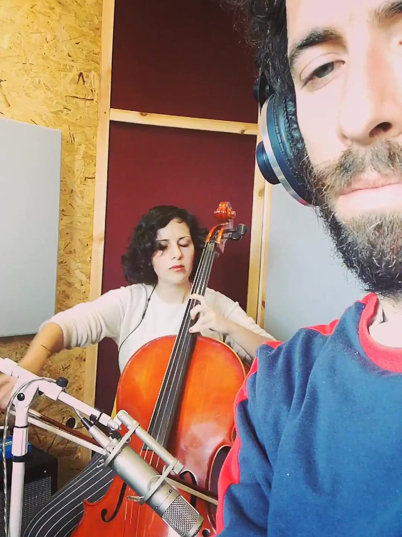 Recording Eden Djamchid