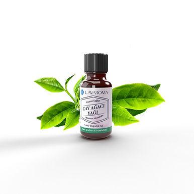 Saf Çay Ağacı Yağı (Melaleuca Alternifolia) 10 Ml