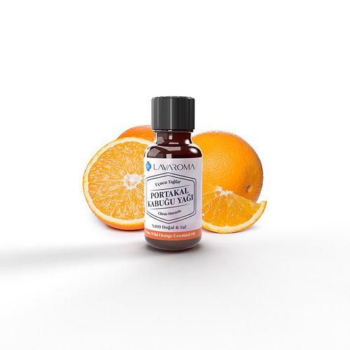 Saf Portakal Kabuğu Yağı (Citrus Sinensis) 10 Ml