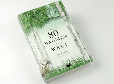 """Buchtipp des Sommers: """"In 80 Bäumen um die Welt"""" von Jonathan Drori"""