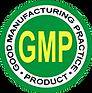 Сертификат международного стандарт Good Manufacturing Practice