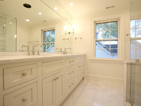 How much does a Bathroom remodel cost in Charlotte?