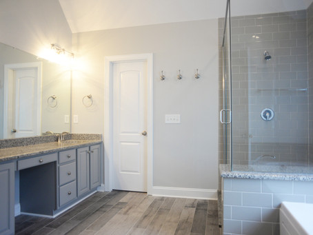 Highland Creek Master Bathroom Remodel