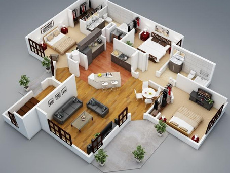 Plan Your New Home Renovation While You're At Home!