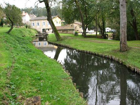 Bief Moulin Boissonnie