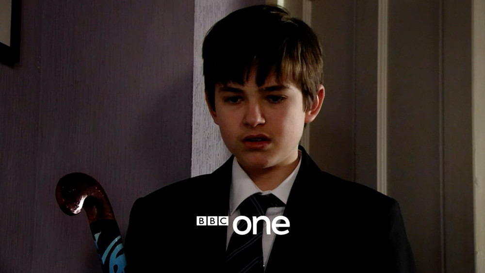 Eliot Carrington as Bobby Beale in EastEnders
