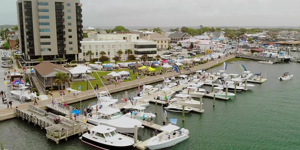 2021 Crystal Coast Boat Show