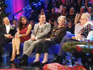 Backchat with Jack Whitehall Christmas Special