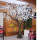 Giant Light-Up Cherry Tree