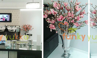 Brief 3: Artificial Flowers for Hair Salon