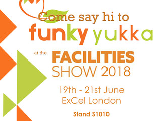 Facilities Show 19th - 21st June 2018 ExCel London