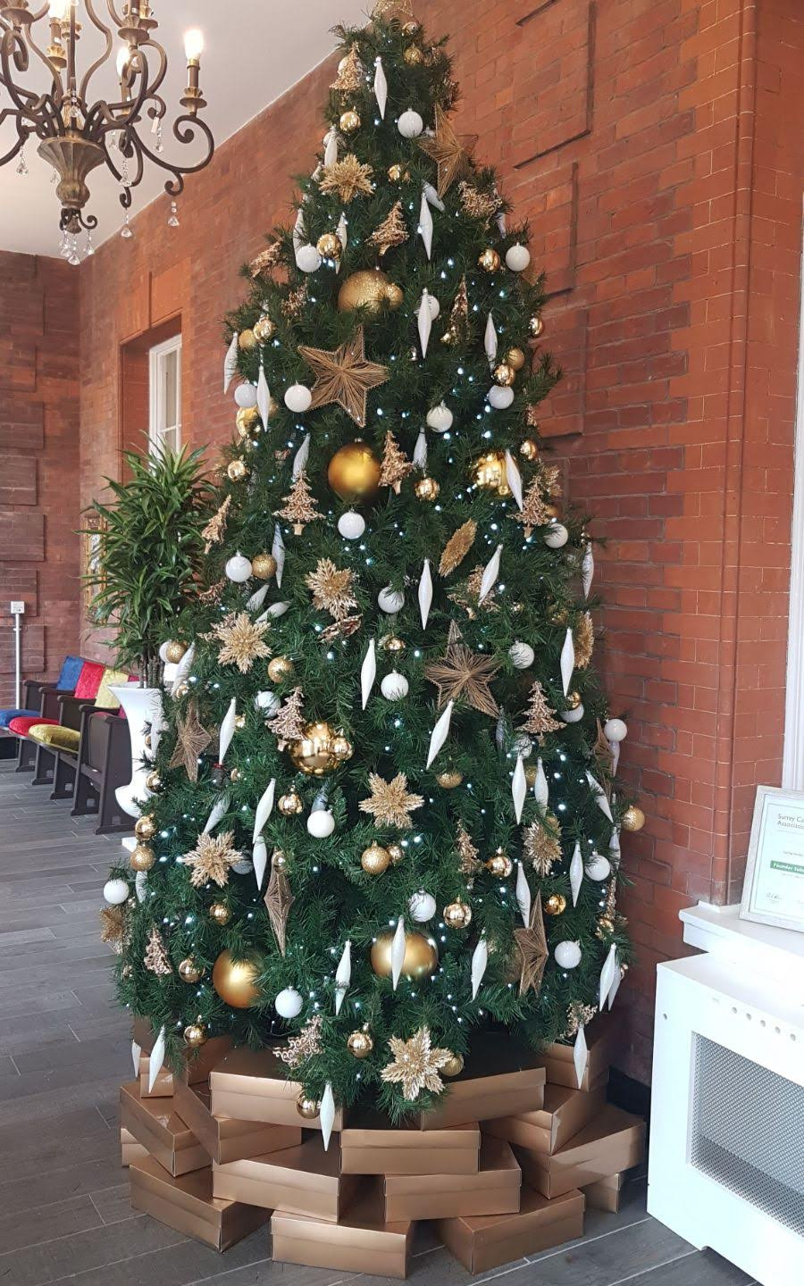 Artificial Christmas Tree for hire