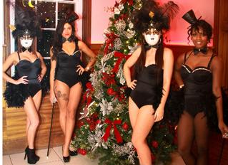 Christmas Venue Dressing