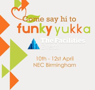 The Facilities Event: 10th - 12th April NEC Birmingham