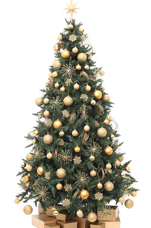 GILT EDGE ARTIFICIAL TREE