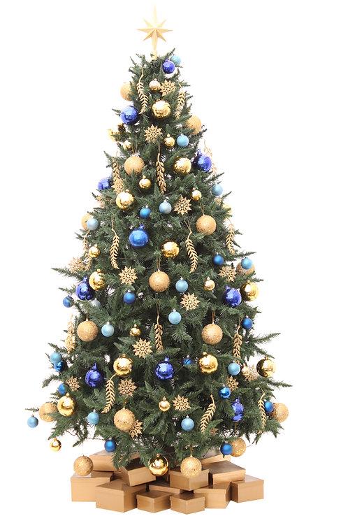 REGAL GOLD ARTIFICIAL TREE