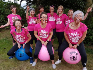 Funky Yukka staff get Pretty Muddy for Cancer Research