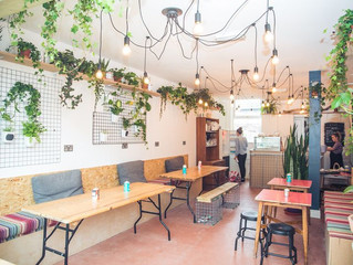 100% Vegan and Plastic Free Cafe Opens in Liverpool