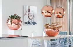 Rose Gold Pots