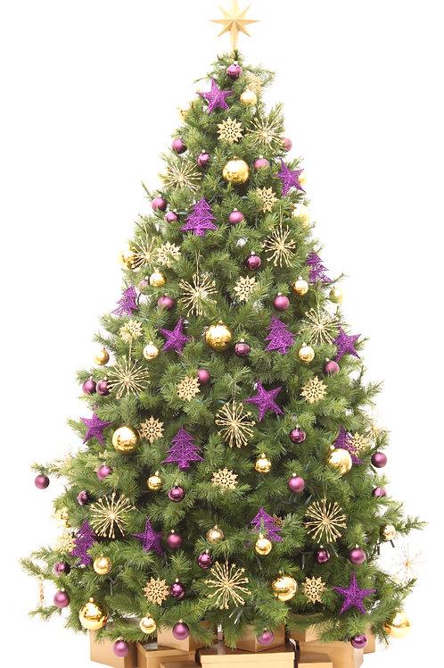 GOLDEN CHARM ARTIFICIAL TREE