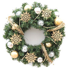 Christmas Wreath Hire