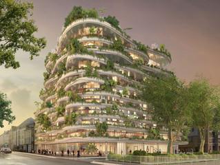 Paris-Based Architect Designs Stunning Tree-Filled Building