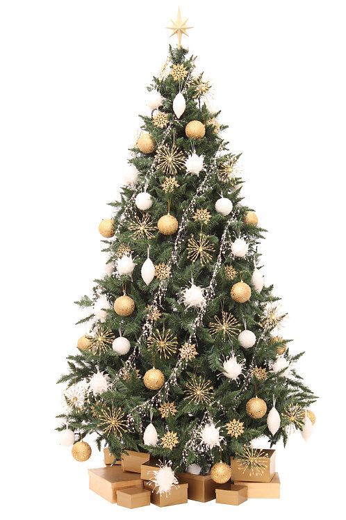 STARBURST ARTIFICIAL TREE