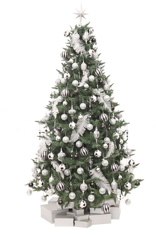 OPULENT DIAMOND ARTIFICIAL TREE
