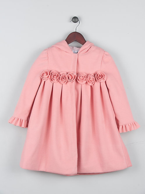 Pink Little Riding Coat