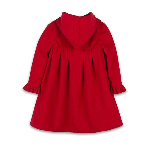joe-ella-fashions | Little Red Riding Coat